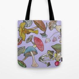 Fun Fungi Tote Bag