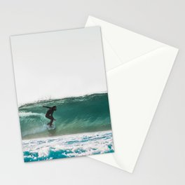 Glass Tube Stationery Cards