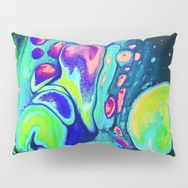 Aura Acrylic Pillow Sham
