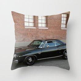 1968 MOPAR Hemi Coronet 500 Throw Pillow