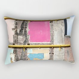 Babel City Rectangular Pillow