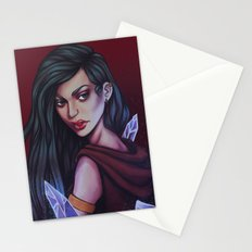 Crystalized Stationery Cards