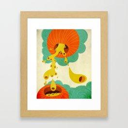 December 1 Framed Art Print