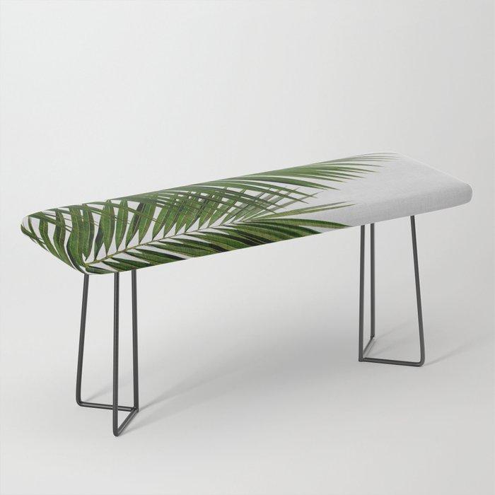 Palm Leaf II Bench