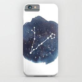 pisces constellation zodiac iPhone Case