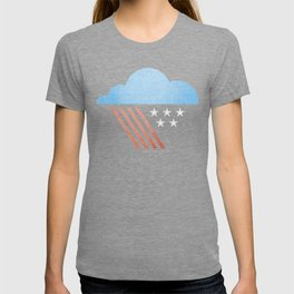 Patriotic Weather. T-shirt