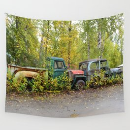Permanent Fixtures Wall Tapestry