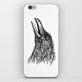 Caw iPhone Skin