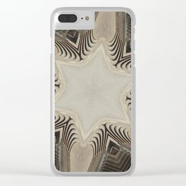 Star Stairs Clear iPhone Case