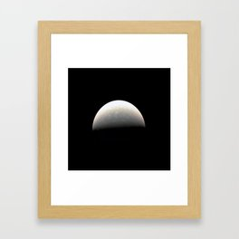 Jupiter Framed Art Print