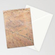 sea stone Stationery Cards