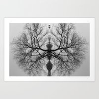 lungs Art Prints featuring Lungs by alicann