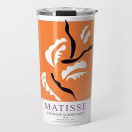 Henti Matisse Danseuse Acrobatique 1949 Artwork for Wall Art, Prints, Posters, Tshirts, Men, Women, Kids Travel Mug