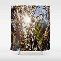 faith Shower Curtains featuring Faith  by Cre8tive Concepts