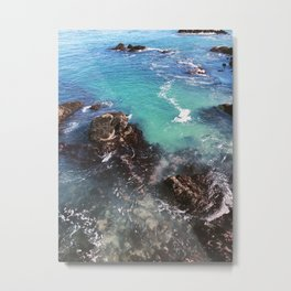 Seaside Days Metal Print