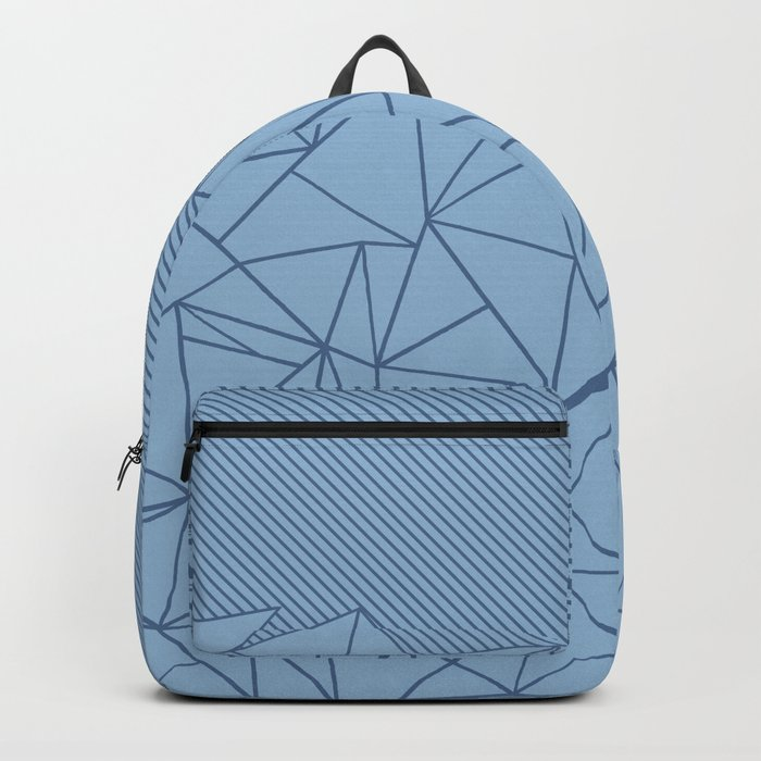 Ab Lines 45 Blues Backpack