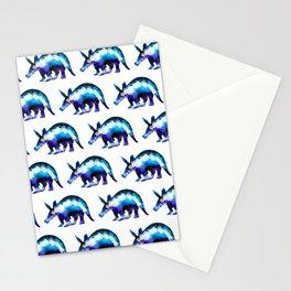 Aardvark city Stationery Cards