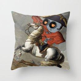 L10 Bonaparte Throw Pillow