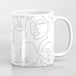 She's Beautiful Coffee Mug