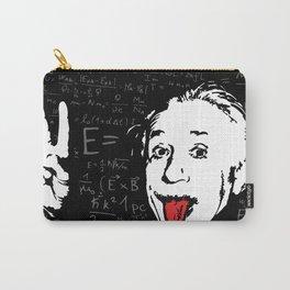 Silly Wisdom - Albert Einstein Carry-All Pouch