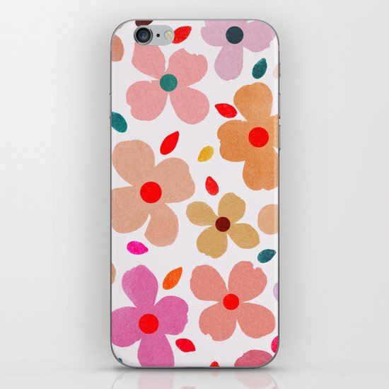 dogwood 3 iPhone & iPod Skin