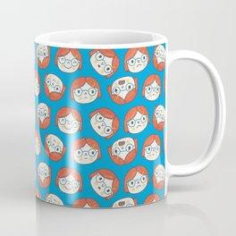 Pattern Project #13 / Mood Swings Coffee Mug