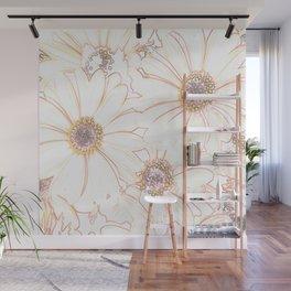 Blossoms Full Frame,soft Wall Mural
