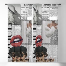 Aesthetic Posters Blackout Curtain