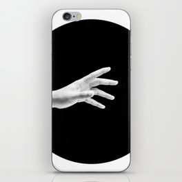 Escaping Darkness iPhone Skin
