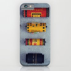 Old Film Rolls Slim Case iPhone 6s
