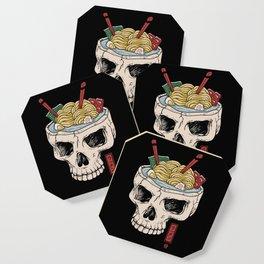 Ramen Brain Coaster