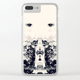 The Hopeful Child Clear iPhone Case