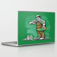 hulk Laptop & iPad Skins featuring Hulk by RebeccaMiller