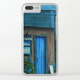 The Shed AC160328a Clear iPhone Case