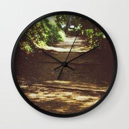 Parc del Laberint d'Horta II Wall Clock
