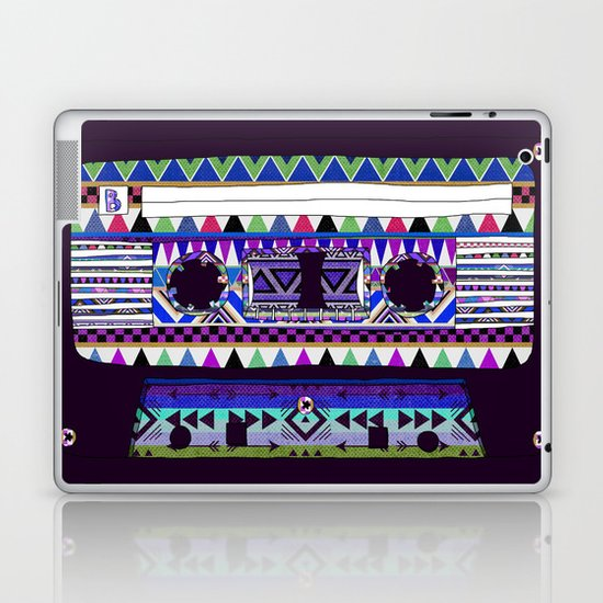Mix Tape # 10 Laptop & iPad Skin