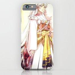 InuYasha   Sesshomaru iPhone Case