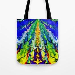 Hippie life Tote Bag