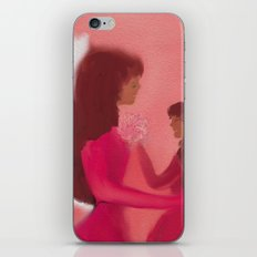 MOM AND DAUGHTER ANGELS iPhone & iPod Skin