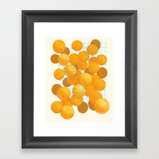 Laser Malfunction. Framed Art Print