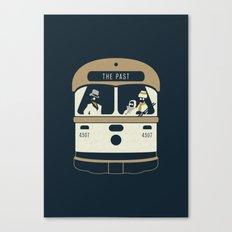 Urban Fae — TTC Streetcar Canvas Print
