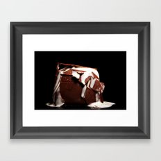 structural integrity Framed Art Print