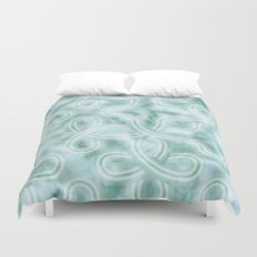 Knotty Abstract Duvet Cover