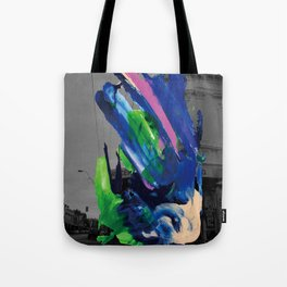 Digital painting collage series #1 Tote Bag