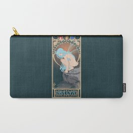 Malta Nouveau -  Sea Prince and the Fire Child Carry-All Pouch