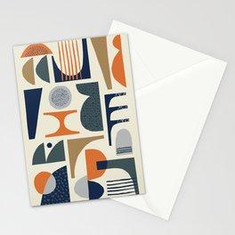 Mid century III Stationery Cards