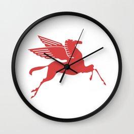 Pegasus Dallas Wall Clock