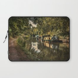 The Kennet and Avon at Pewsey Laptop Sleeve
