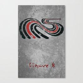 Figure 8 Elliott Smith Canvas Print
