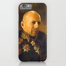 Bruce Willis - replaceface Slim Case iPhone 6s